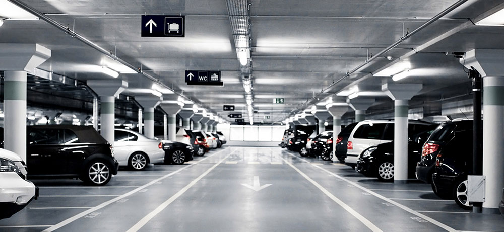 مدیریت پارکینگ (PMS)